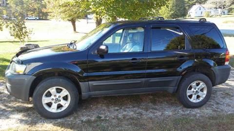 2005 Ford Escape for sale in Livermore, ME
