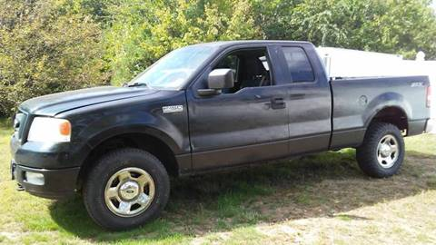 2005 Ford F-150 for sale in Livermore, ME
