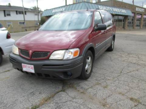 2005 Pontiac Montana for sale in Milwaukee, WI