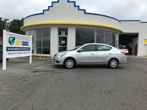 2016 Nissan Versa for sale in Batesburg, SC