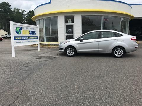 2016 Ford Fiesta for sale in Batesburg, SC