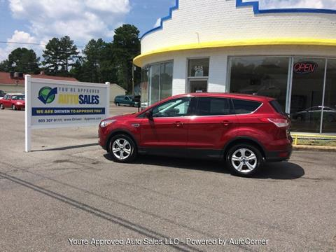 2016 Ford Escape for sale in Batesburg, SC