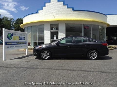 2016 Hyundai Sonata for sale in Batesburg, SC