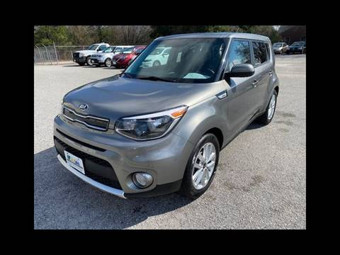 2018 Kia Soul + for sale at You're Approved Auto Sales in Batesburg SC