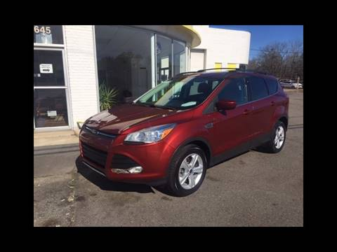 2016 Ford Escape SE for sale at You're Approved Auto Sales in Batesburg SC