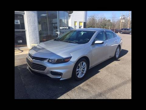 2018 Chevrolet Malibu LT for sale at You're Approved Auto Sales in Batesburg SC