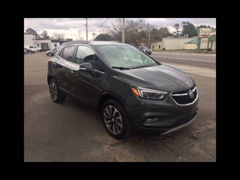 2018 Buick Encore Essence for sale at You're Approved Auto Sales in Batesburg SC