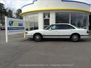 1995 Oldsmobile Eighty-Eight Royale for sale in Batesburg, SC
