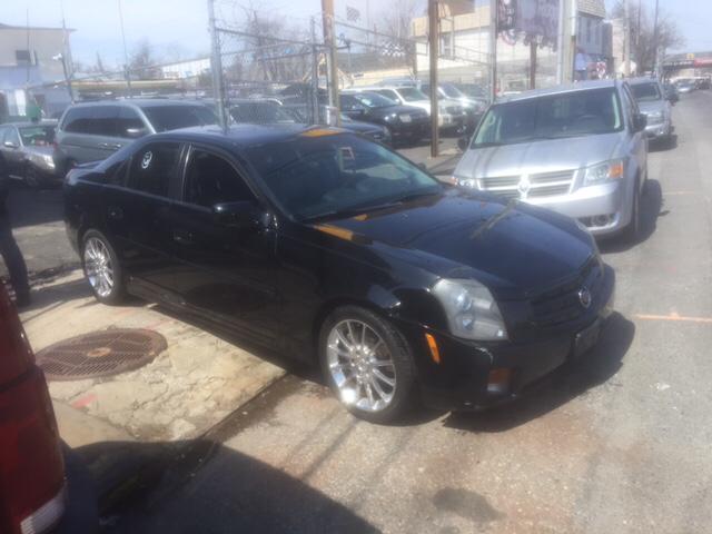 2007 Cadillac CTS Base 4dr Sedan (3.6L V6) - Ridgewood NY