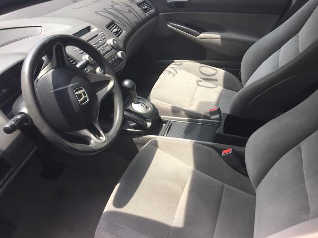 2010 Honda Civic VP 4dr Sedan 5A - Ridgewood NY