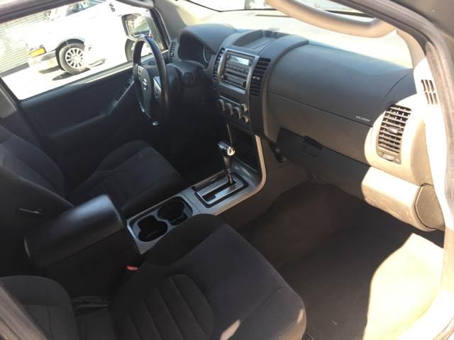 2007 Nissan Pathfinder SE 4dr SUV 4WD - Ridgewood NY