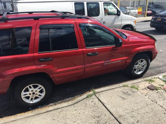2004 Jeep Grand Cherokee 4dr Special Edition 4WD SUV - Ridgewood NY