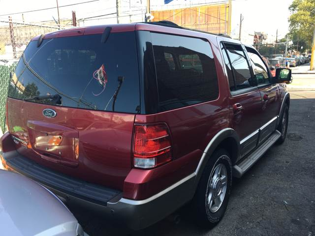 2004 Ford Expedition Eddie Bauer 4WD 4dr SUV - Ridgewood NY