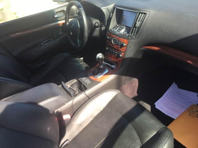 2008 Infiniti G35 AWD x 4dr Sedan - Ridgewood NY