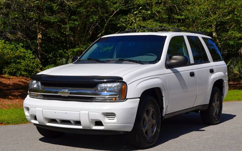 2006 Chevrolet TrailBlazer For Sale At BLONDIN AUTO In Wilmington NC