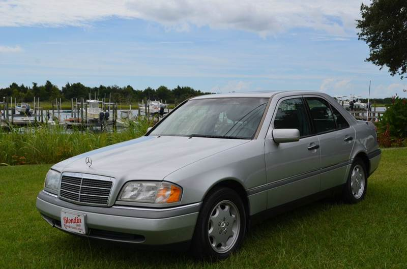 1997 Mercedes Benz C Class For Sale At BLONDIN AUTO In Wilmington NC