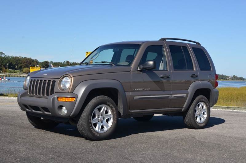 2002 Jeep Liberty For Sale At BLONDIN AUTO In Wilmington NC
