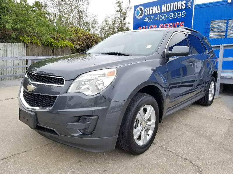 Chevrolet Used Cars Used Cars For Sale Orlando SIGMA MOTORS USA