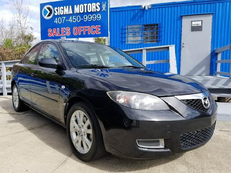 Mazda Used Cars Used Cars For Sale Orlando SIGMA MOTORS USA