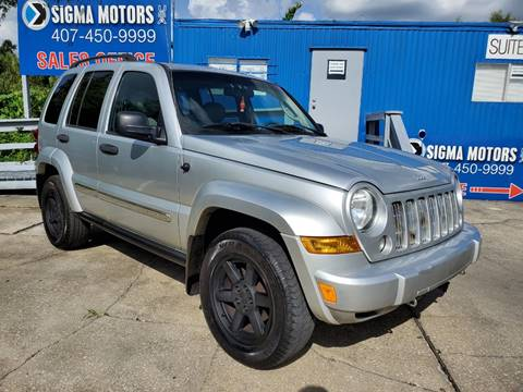 2005 Jeep Liberty for sale in Orlando, FL