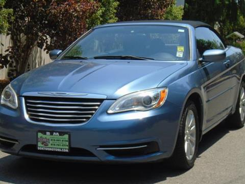 2011 Chrysler 200 Convertible for sale in Valley Village, CA