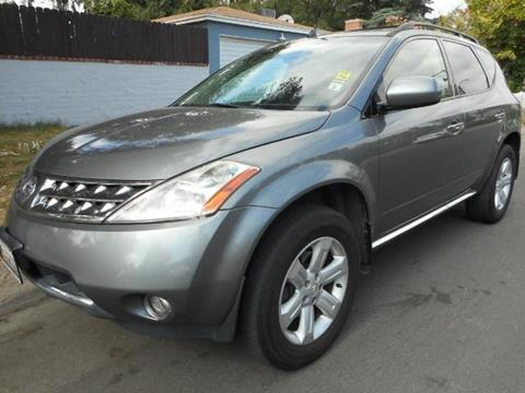 2006 Nissan Murano for sale in Valley Village, CA