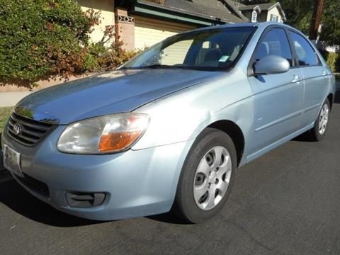 2008 Kia Spectra for sale in Valley Village, CA