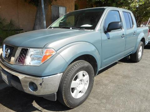 2007 Nissan Frontier for sale in Valley Village, CA