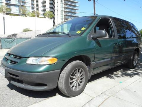 1999 Dodge Grand Caravan for sale in Valley Village, CA