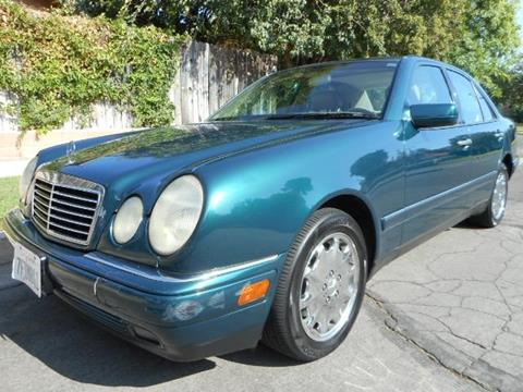1998 Mercedes-Benz E-Class for sale in Valley Village, CA
