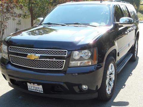 2012 Chevrolet Suburban for sale in Valley Village, CA