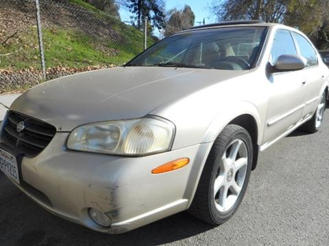 Used 2000 nissan maxima for sale in california for Sun valley motors sacramento