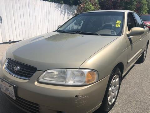 2000 Nissan Sentra For Sale In Valley Village, CA