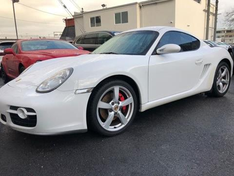 2006 Porsche Cayman for sale in Valley Village, CA