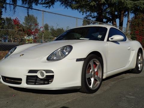 2006 Porsche Cayman for sale in Valley Village, CA