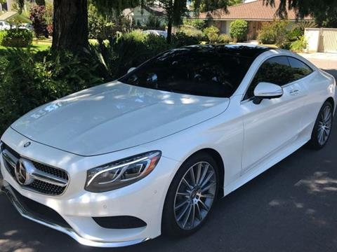 2016 Mercedes-Benz S-Class for sale at Boktor Motors in North Hollywood CA