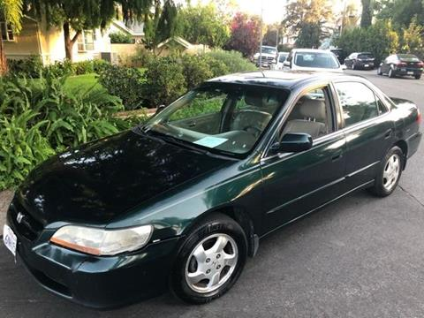 1999 Honda Accord for sale in Valley Village, CA
