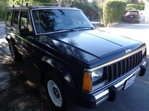1987 Jeep Cherokee for sale in North Hollywood, CA
