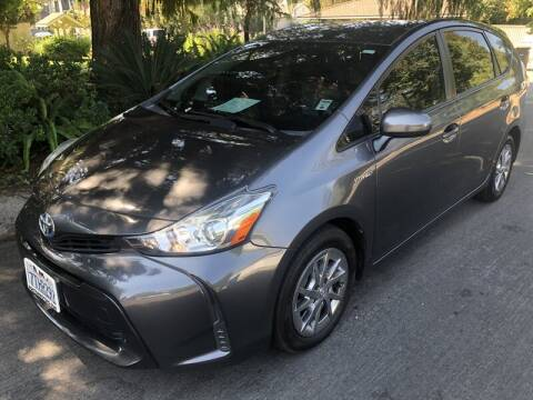 2016 Toyota Prius v for sale at Boktor Motors in North Hollywood CA