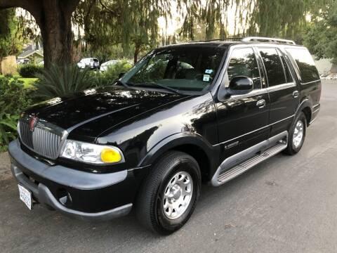 1998 Lincoln Navigator for sale at Boktor Motors in North Hollywood CA
