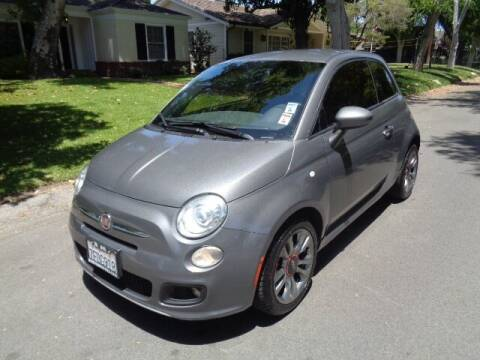2014 FIAT 500 for sale at Boktor Motors in North Hollywood CA