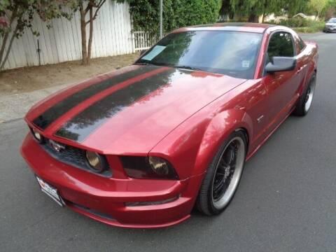 2006 Ford Mustang for sale at Boktor Motors in North Hollywood CA