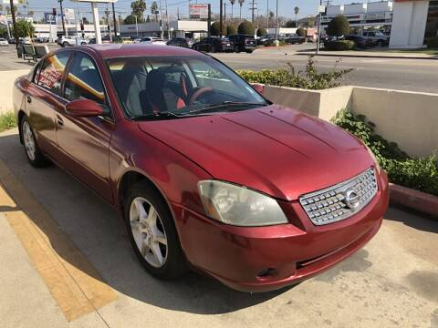 2006 Nissan Altima for sale at Boktor Motors in North Hollywood CA