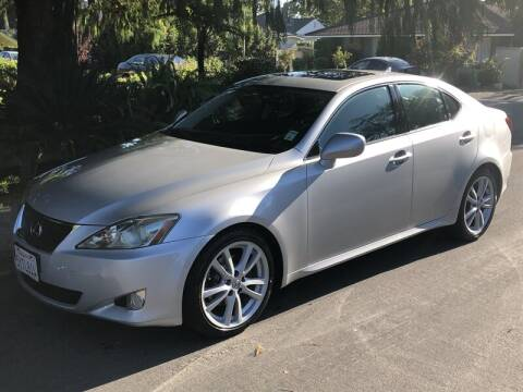 2007 Lexus IS 250 for sale at Boktor Motors in North Hollywood CA