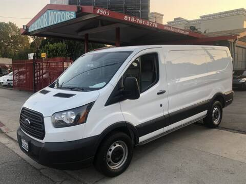 2017 Ford Transit Cargo for sale at Boktor Motors in North Hollywood CA