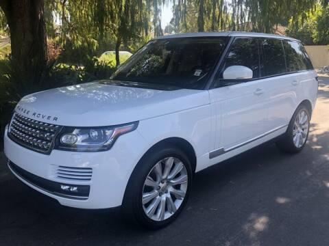 2014 Land Rover Range Rover for sale at Boktor Motors in North Hollywood CA
