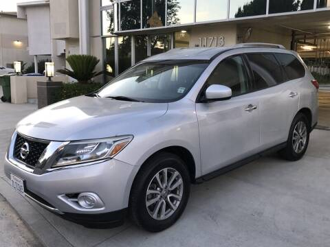 2013 Nissan Pathfinder for sale at Boktor Motors in North Hollywood CA