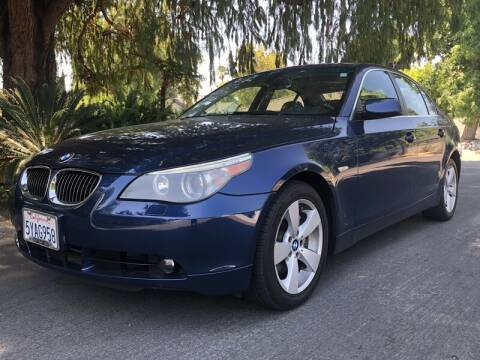 2007 BMW 5 Series for sale at Boktor Motors in North Hollywood CA