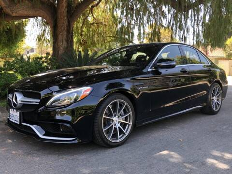 2017 Mercedes-Benz C-Class for sale at Boktor Motors in North Hollywood CA