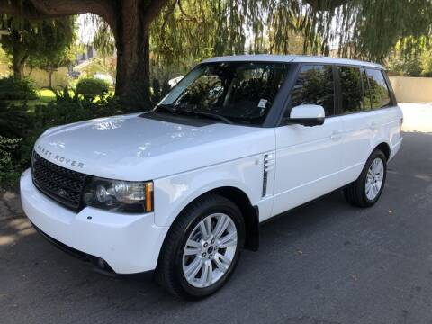 2012 Land Rover Range Rover for sale at Boktor Motors in North Hollywood CA